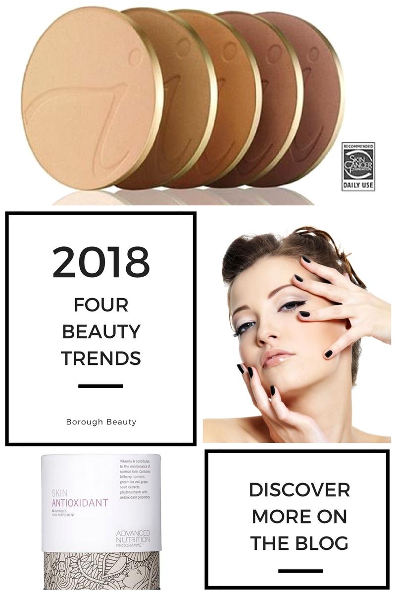 2018 Beauty Trends