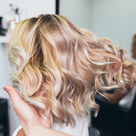 Blond Root Balayage Trend