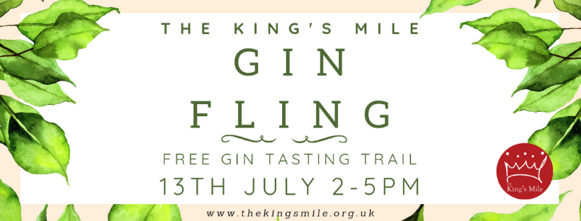 King's Mile Gin Trail