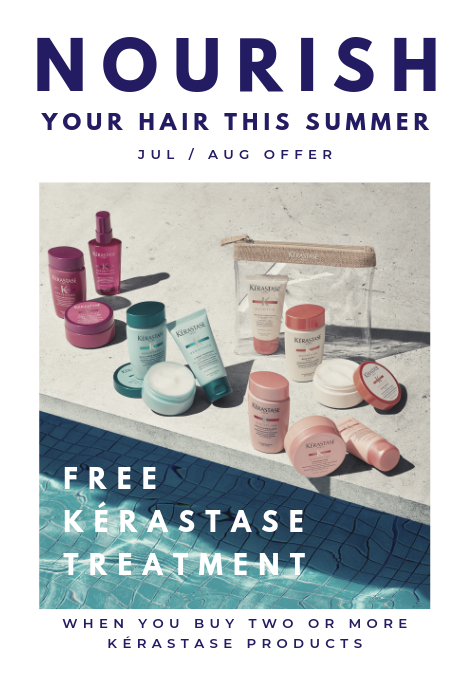 Kérastase Jul AUg Offer
